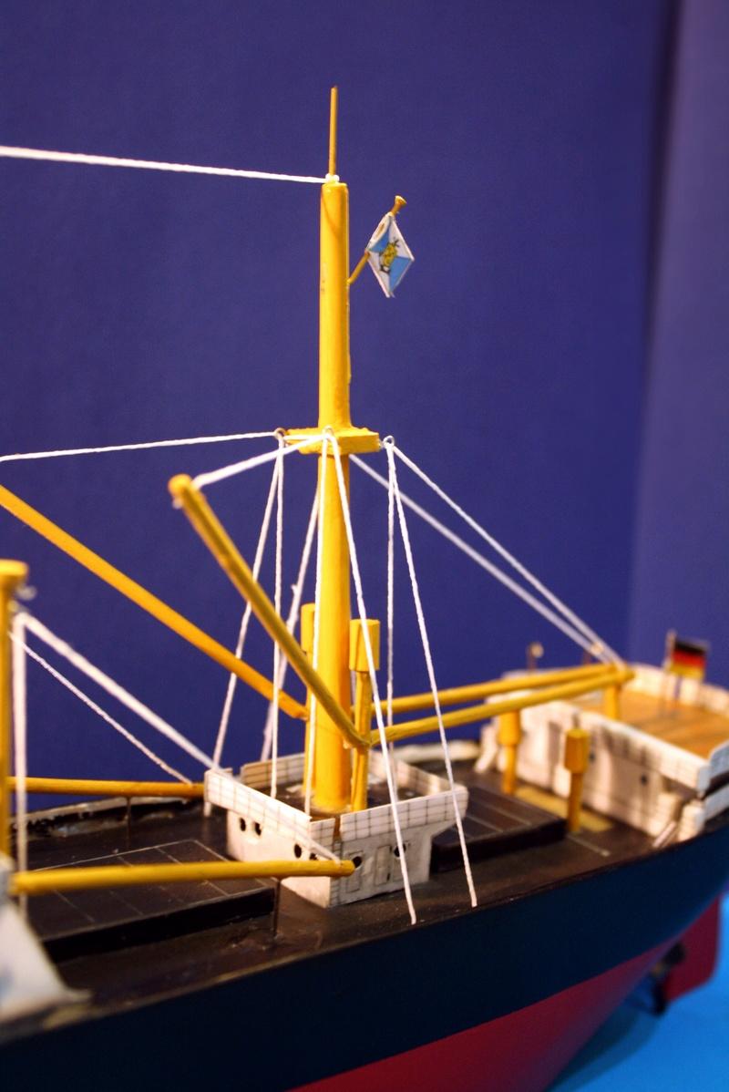 Ein Kartonmodell schwimmfähig mit RC bauen, MS SOLINGEN 1:250 - Seite 8 Img_0113