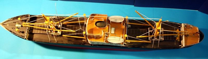 Ein Kartonmodell schwimmfähig mit RC bauen, MS SOLINGEN 1:250 - Seite 8 Img_0114