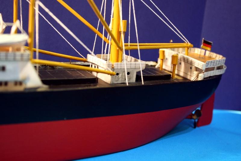 Ein Kartonmodell schwimmfähig mit RC bauen, MS SOLINGEN 1:250 - Seite 8 Img_0117