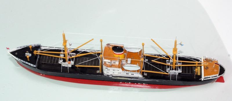 Ein Kartonmodell schwimmfähig mit RC bauen, MS SOLINGEN 1:250 - Seite 9 Img_0121