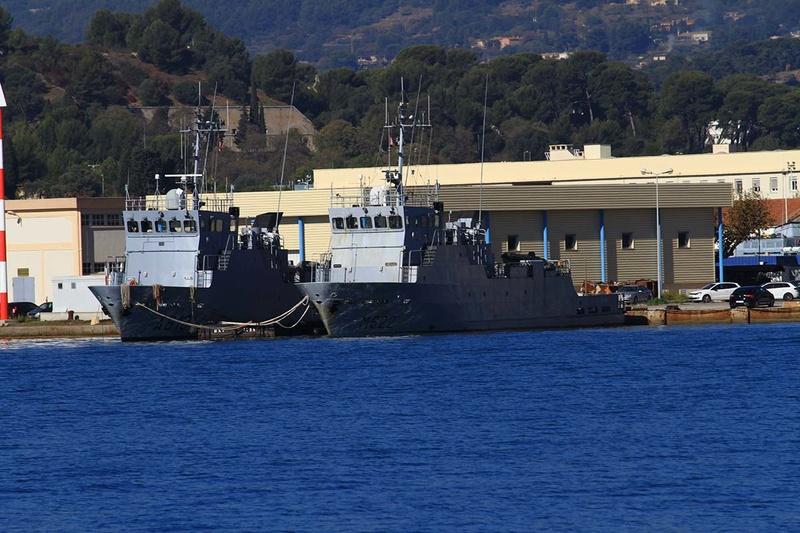 [Les Ports Militaires de Métropole] Visite de la rade de Toulon - Page 10 Img_6513