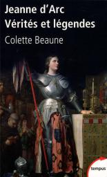 [Beaune, Colette] Jeanne d'Arc : légendes et vérites Cvt_je10