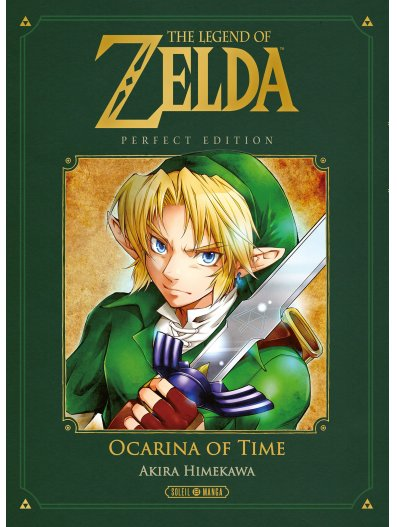 Shonen: The legend of Zelda - Ocarina of time [Himekawa, Akira] F21c7110