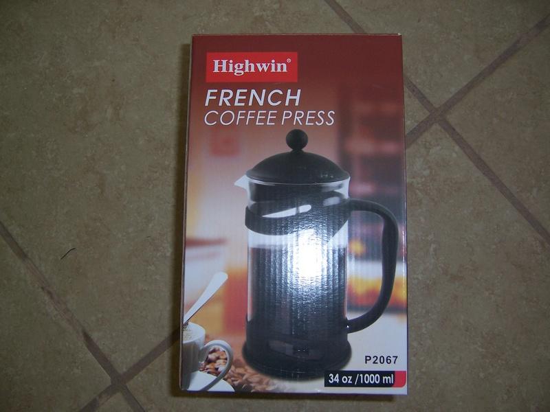 French press coffee maker? 100_6712