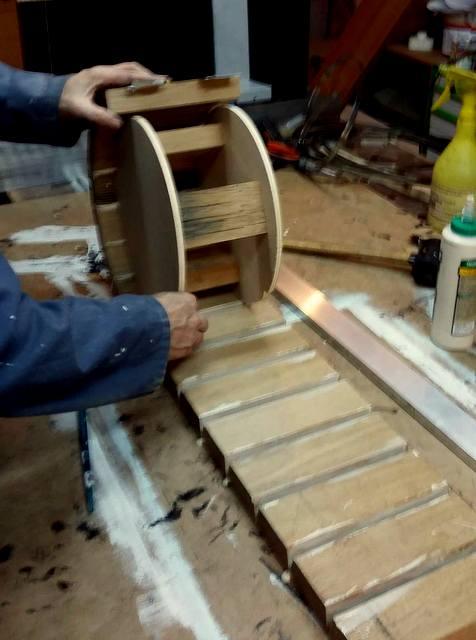 Réalisation de futs de batterie en bois tourné - Page 8 15595712