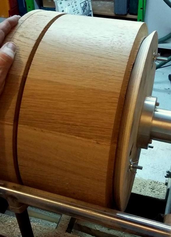 Réalisation de futs de batterie en bois tourné - Page 8 15608910