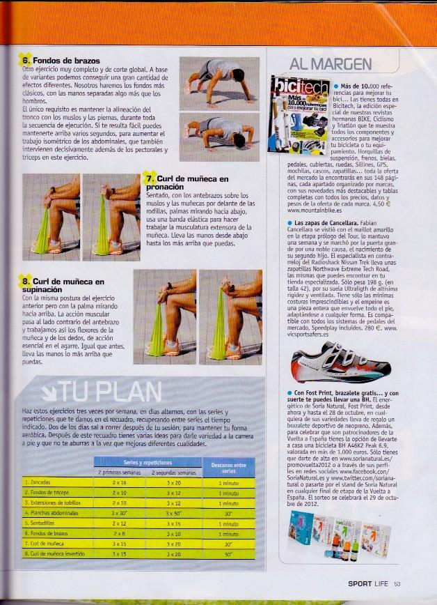 Programme maison uniquement muscu/souplesse Alimen15