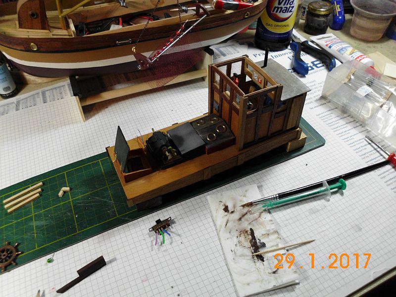 (Weiter-)Baubericht Graupner Anja SL35 1/60 - Seite 11 138