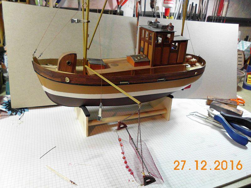 (Weiter-)Baubericht Graupner Anja SL35 1/60 - Seite 10 2a11