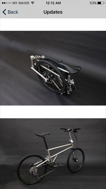 Projet Helix : vélo pliant en titane - Page 6 Image210