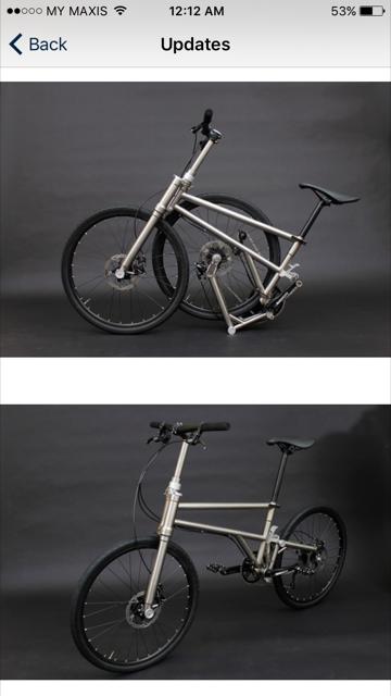 Projet Helix : vélo pliant en titane - Page 6 Image310