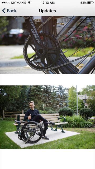 Projet Helix : vélo pliant en titane - Page 6 Image810