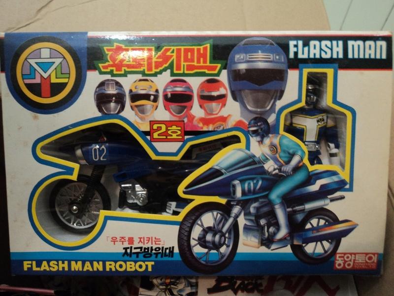 FLASHMAN Flashd11