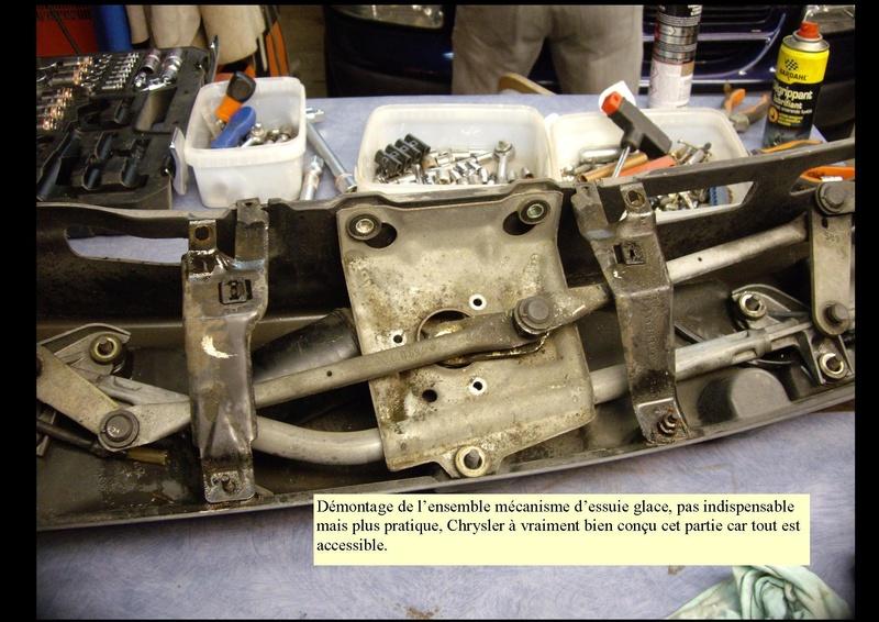 moteur d'essuie glace chrysler grand voyager S3 98 Dymont13