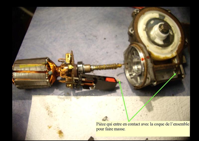 moteur d'essuie glace chrysler grand voyager S3 98 Ensemb10