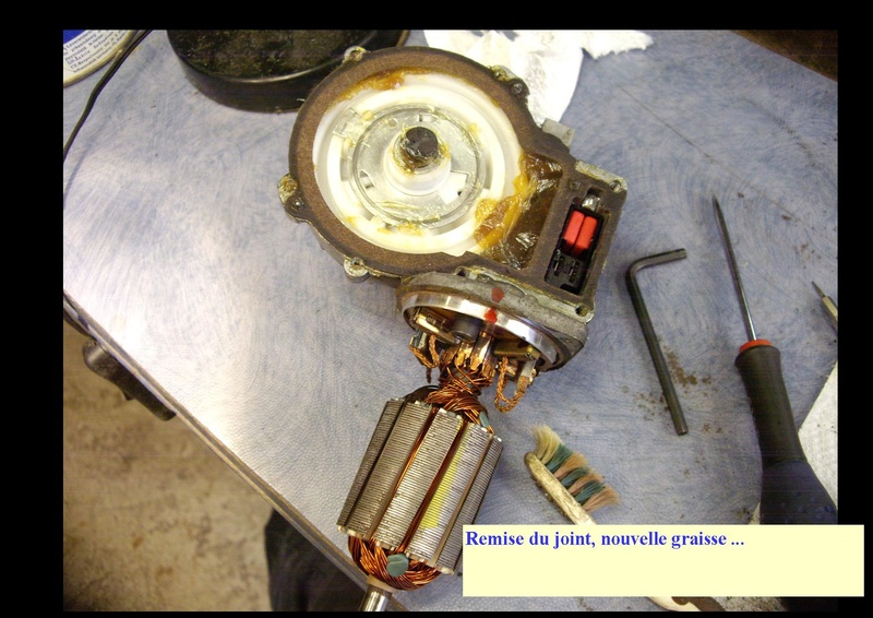 moteur d'essuie glace chrysler grand voyager S3 98 Remise10