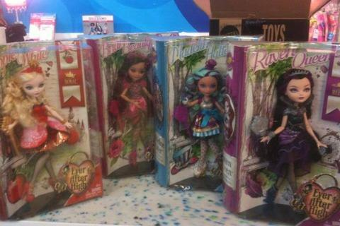 New: Doll Ever After High Op8mcf10