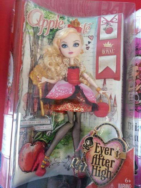 New: Doll Ever After High Photo-11