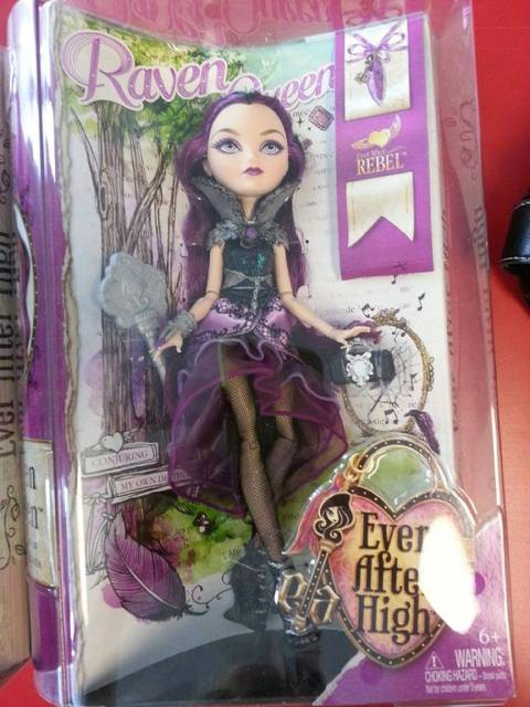 New: Doll Ever After High Photo-12