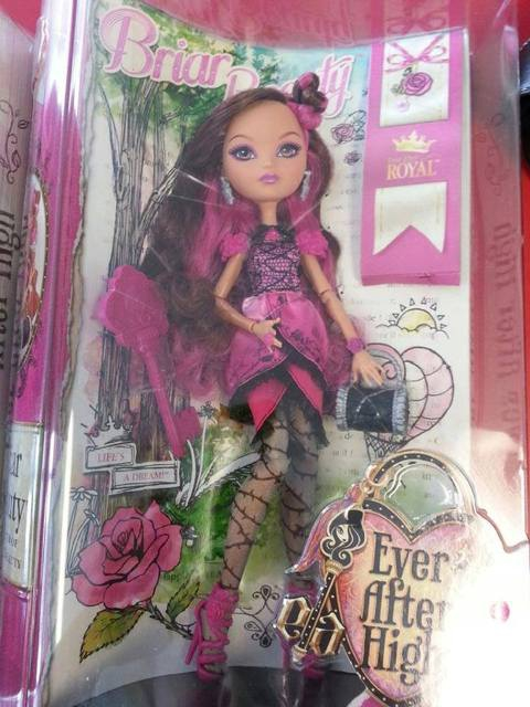 New: Doll Ever After High Photo-14