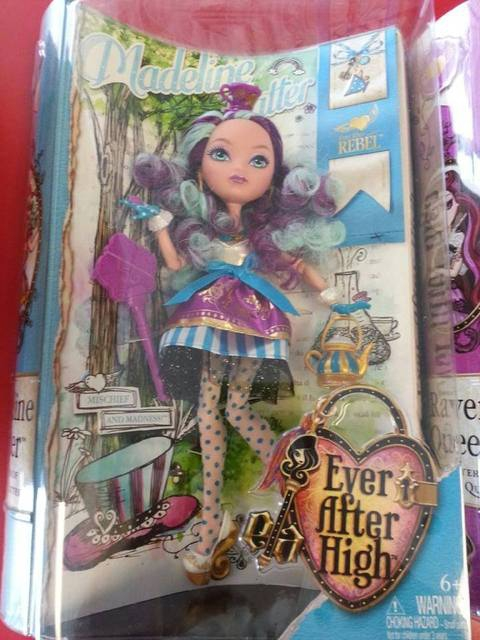 New: Doll Ever After High Photo-15