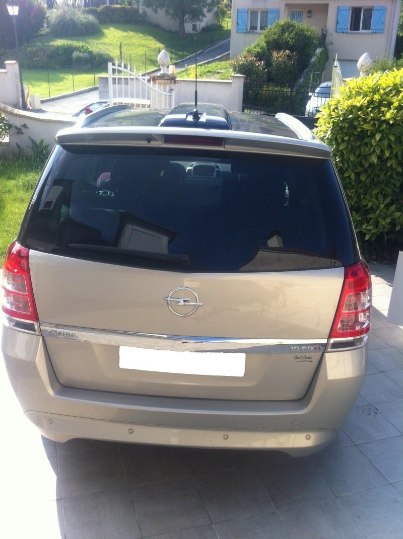 "¤ YanKee ¤ Opeliste Familie""S // Opel Zafira B 1.9 CDTI 150cv 2008 002010"