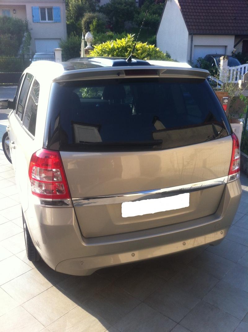 "¤ YanKee ¤ Opeliste Familie""S // Opel Zafira B 1.9 CDTI 150cv 2008 003810"
