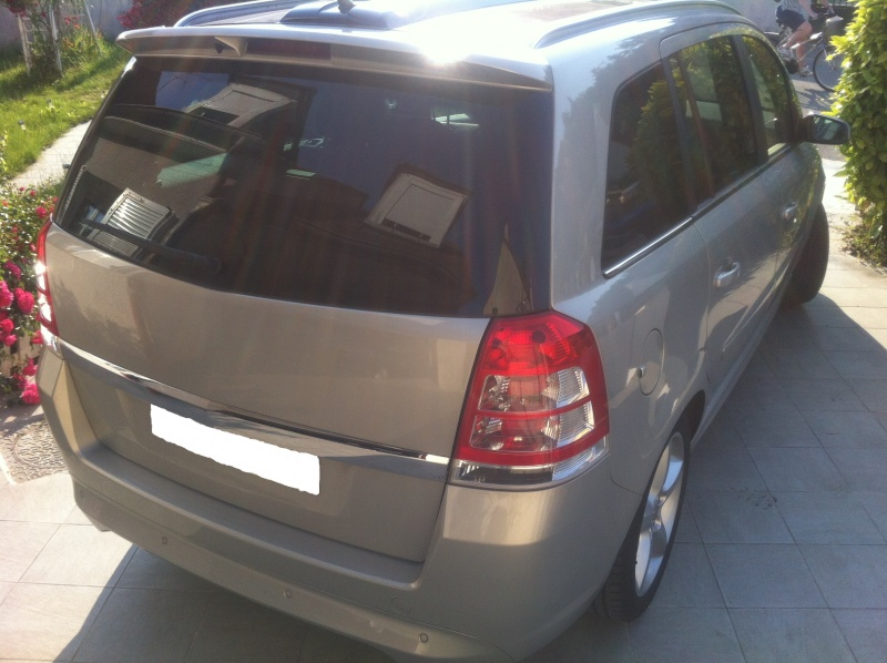 "¤ YanKee ¤ Opeliste Familie""S // Opel Zafira B 1.9 CDTI 150cv 2008 004010"
