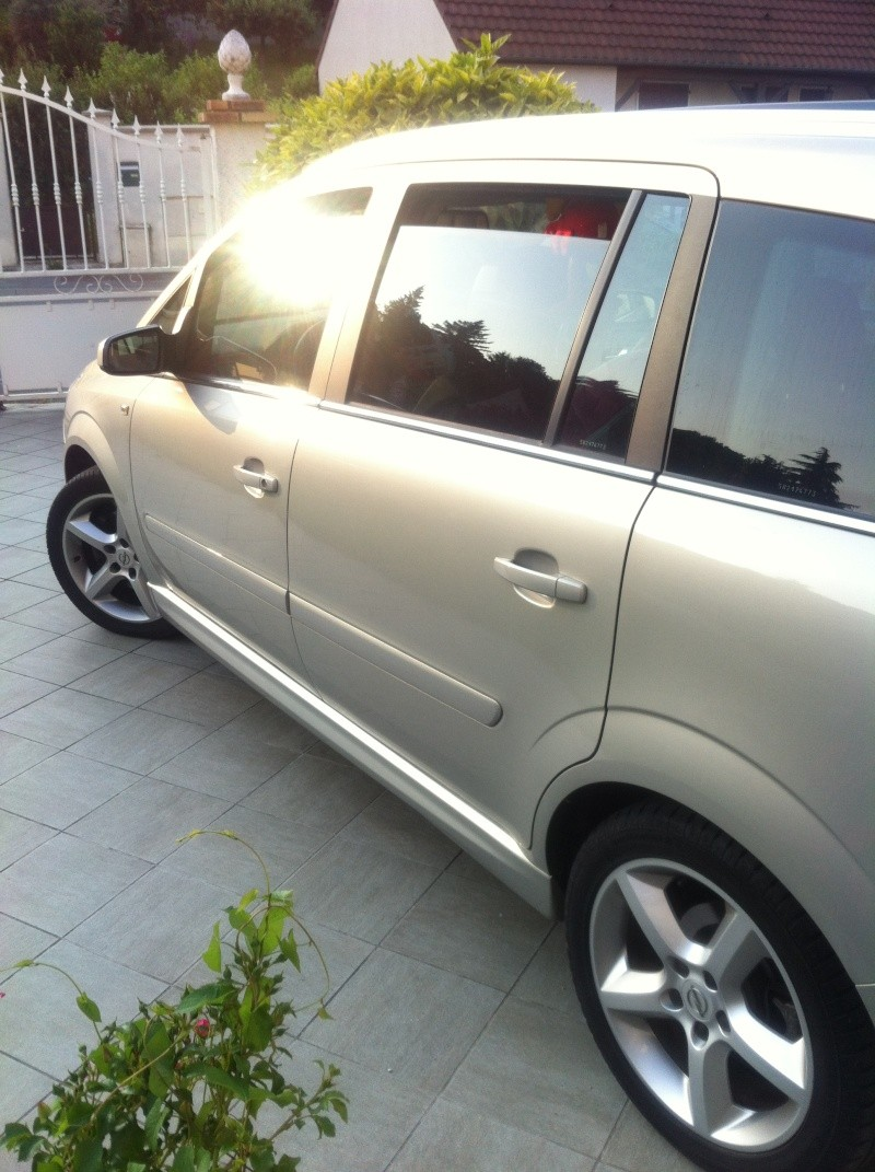 "¤ YanKee ¤ Opeliste Familie""S // Opel Zafira B 1.9 CDTI 150cv 2008 Img_0010"