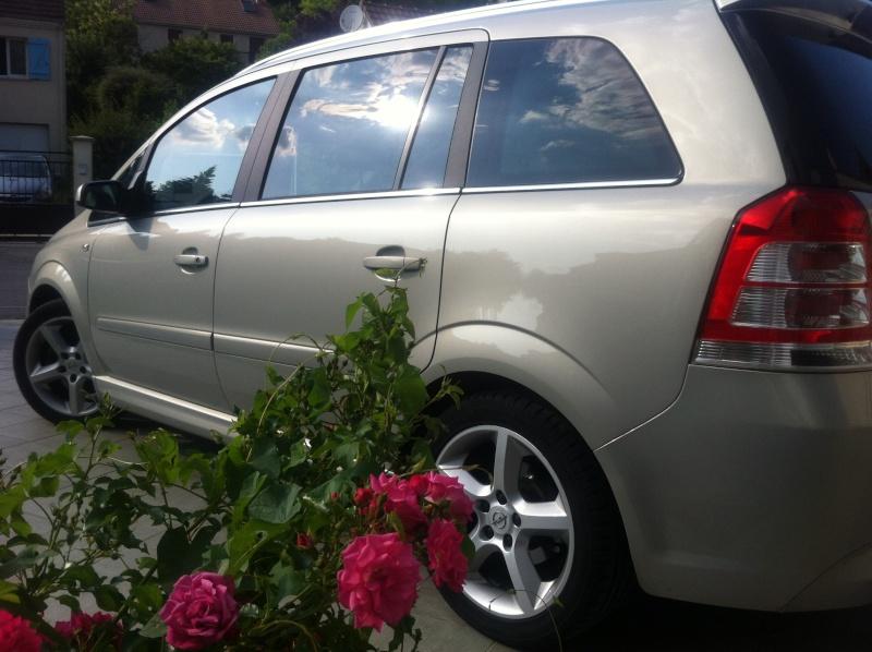 "¤ YanKee ¤ Opeliste Familie""S // Opel Zafira B 1.9 CDTI 150cv 2008 Img_0011"