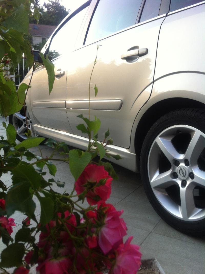 "¤ YanKee ¤ Opeliste Familie""S // Opel Zafira B 1.9 CDTI 150cv 2008 Img_0013"