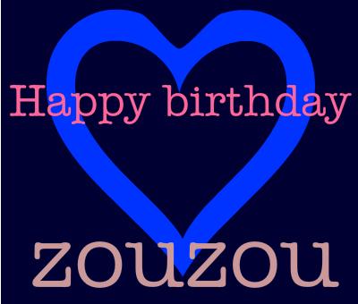 H. birthday Zouzou ❣❣❣❣❣❣❣ - Page 2 Happy-10