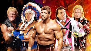 [WWE 2K17 DLC] : Les Légendes débarquent Legend10