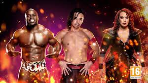 [WWE 2K17 DLC] : le Pack d'amélioration NXT est disponible Nxt10