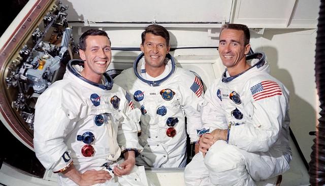 Apollo 7 (1968) Apollo10