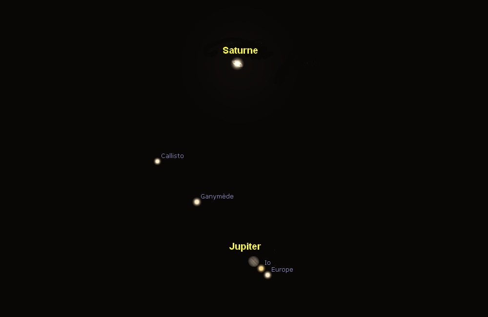 Conjonction Jupiter - Saturne Conjon10