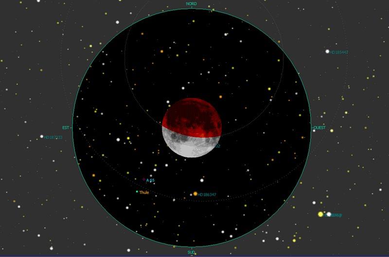Eclipse partielle de Lune - 16 juillet 2019  Eclips11