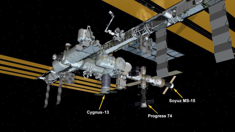 Antares 230+ (Cygnus NG-13) - WFF - 15.2.2020 - Page 2 Iss_0210