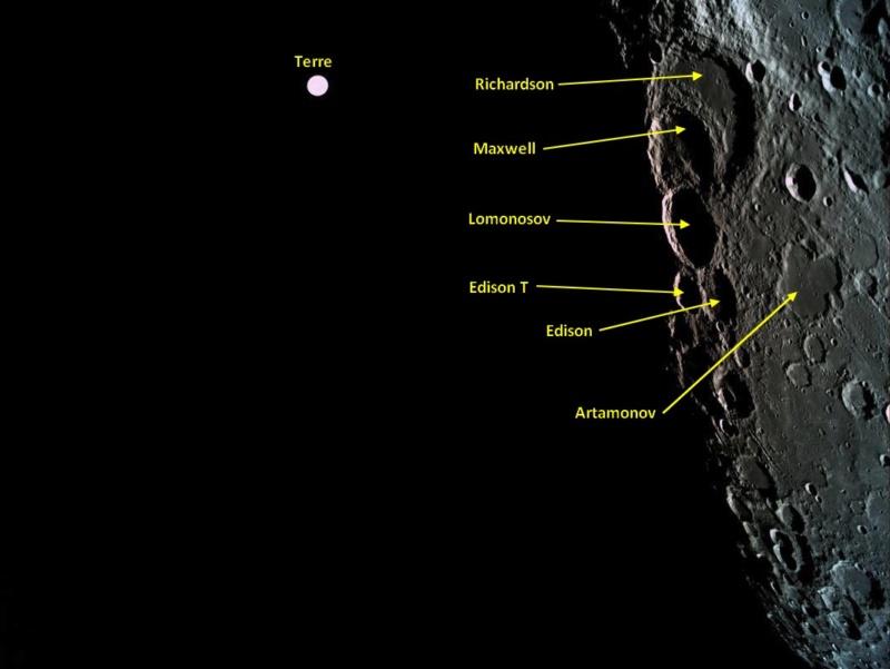 [SpaceIL] Beresheet - Mission de l'atterrisseur lunaire - Page 3 Lune_010
