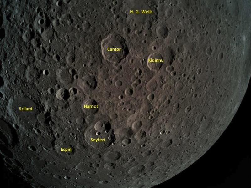 [SpaceIL] Beresheet - Mission de l'atterrisseur lunaire - Page 3 Lune_011