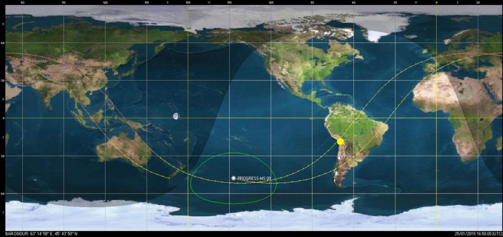 Soyouz-2.1a (Progress MS-09) - 9.7.2018 - Page 3 Orbitr10