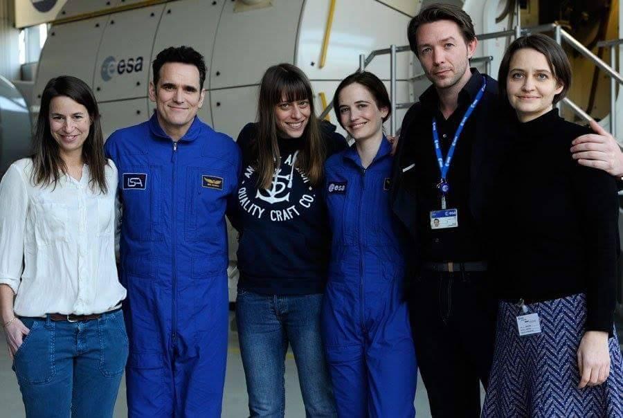 Proxima, film français sur une astronaute européenne Proxim10