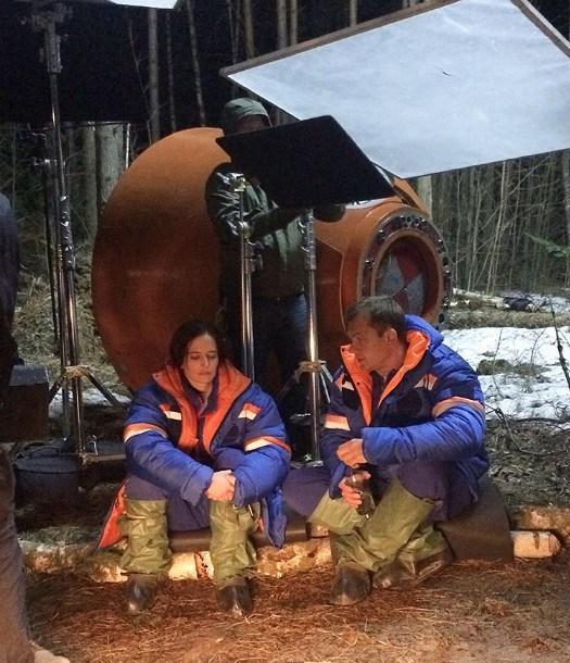 Proxima, film français sur une astronaute européenne Proxim12