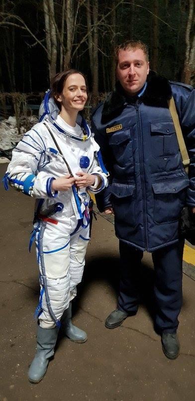 Proxima, film français sur une astronaute européenne Proxim13
