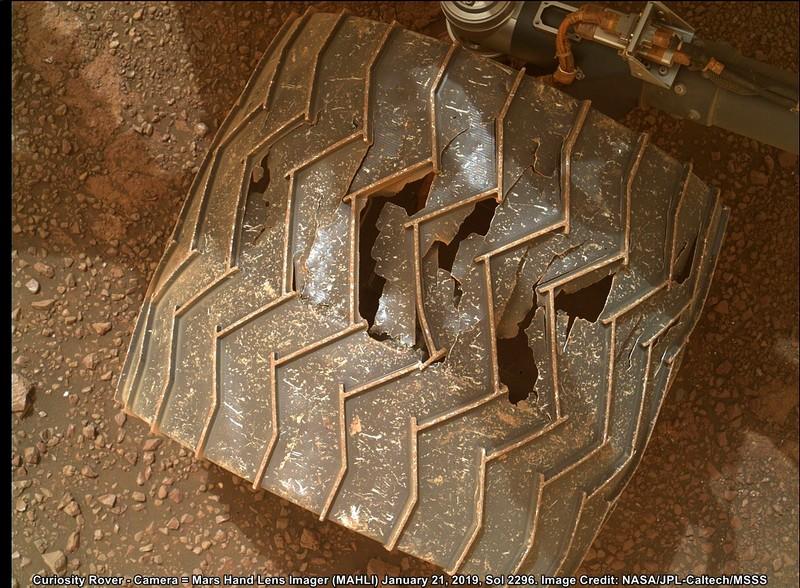 Perseverance / Curiosity (Quelle rupture technologique ???) Rover_10