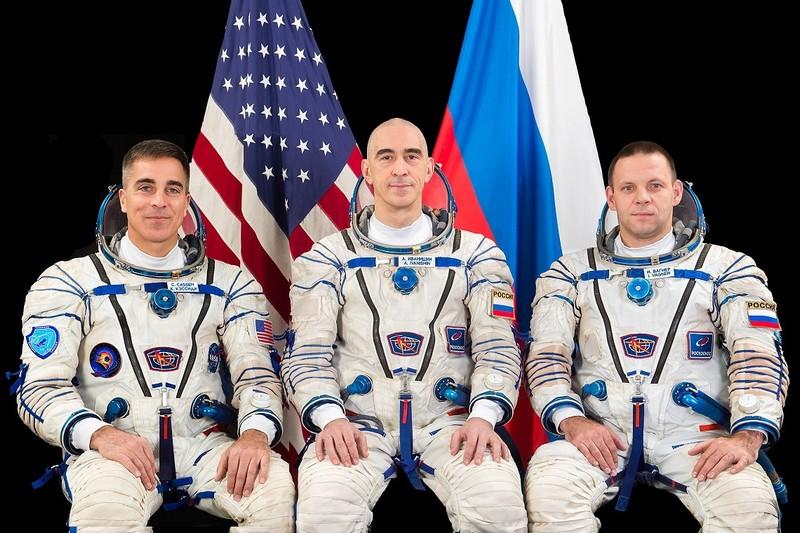Soyouz-2.1a (Soyouz MS-16) - Baï - 09.04.2020 Soyuz-10