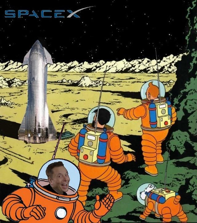 Starship Mk1 (Boca Chica) - Page 25 Tintin13