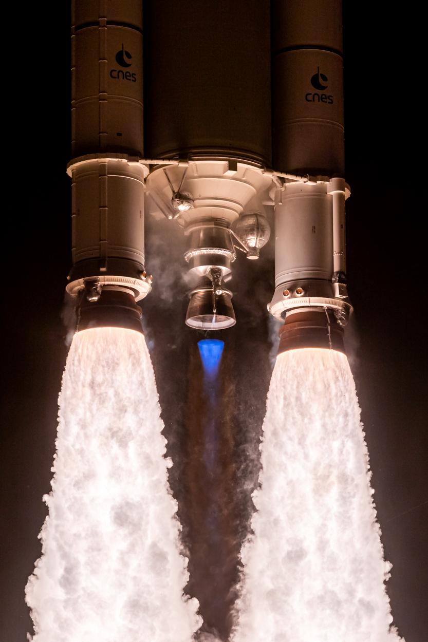 Ariane 5 VA250 (Inmarsat GX5 + TIBA 1) - 26.11.2019   - Page 3 V250-110