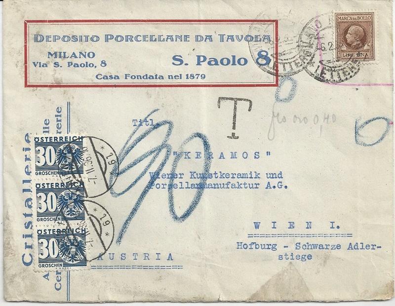 Porto 1935 ANK 159 bis 174 Bild51