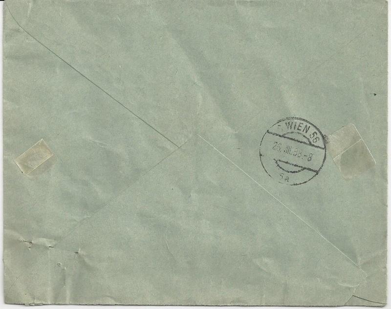 Österreich im III. Reich (Ostmark) Belege - Seite 9 Bild_216